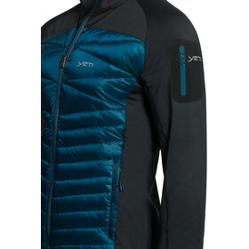 Yeti Screen Veste hybride Isolante Duvet Homme, alpine blue